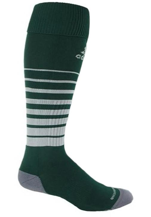 Adidas Team Speed Sock - Collegiate Green/White (021719)