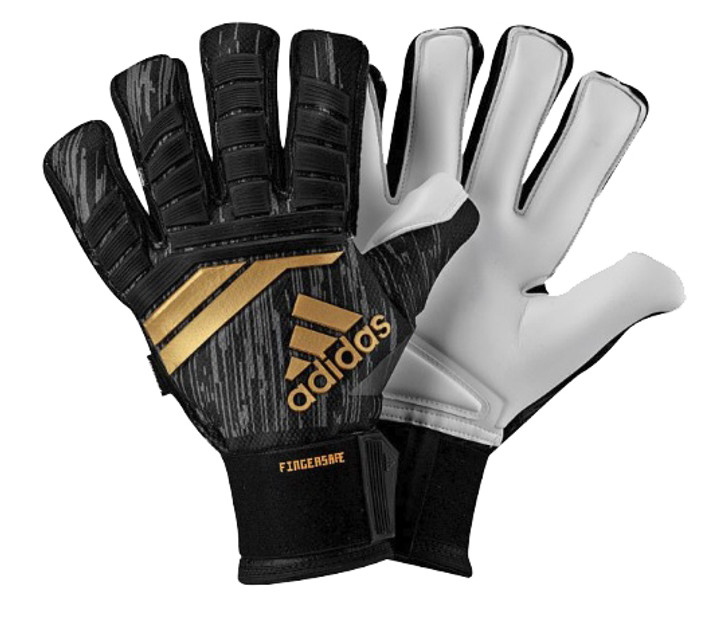 Adidas Pred Pro FS Fingersave Black/Solar Red/Copper Gold (022619)