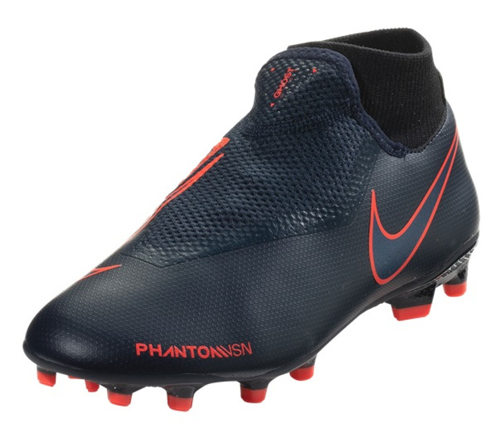 Nike Phantom VSN Academy DF FG/MG - Obsedian/Black RC (053019)