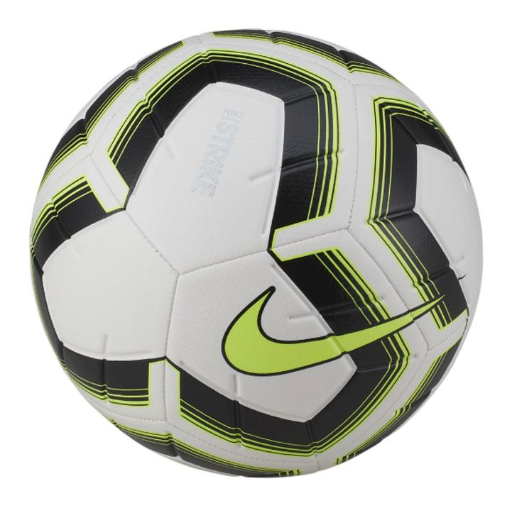 Nike Team Strike Ball - White/Black/Volt (101121)