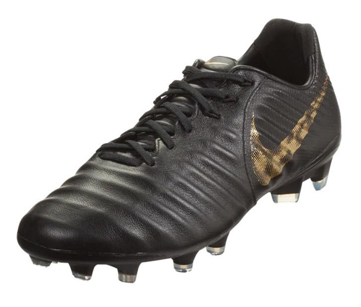 Nike Tiempo Legend 7 Pro CA FG - Black/ Vivid Gold (06719)