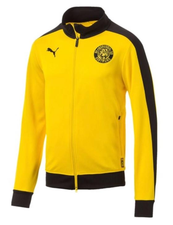 Puma Borussia Dortmund T7 Track Jacket 18/19- 754101-01