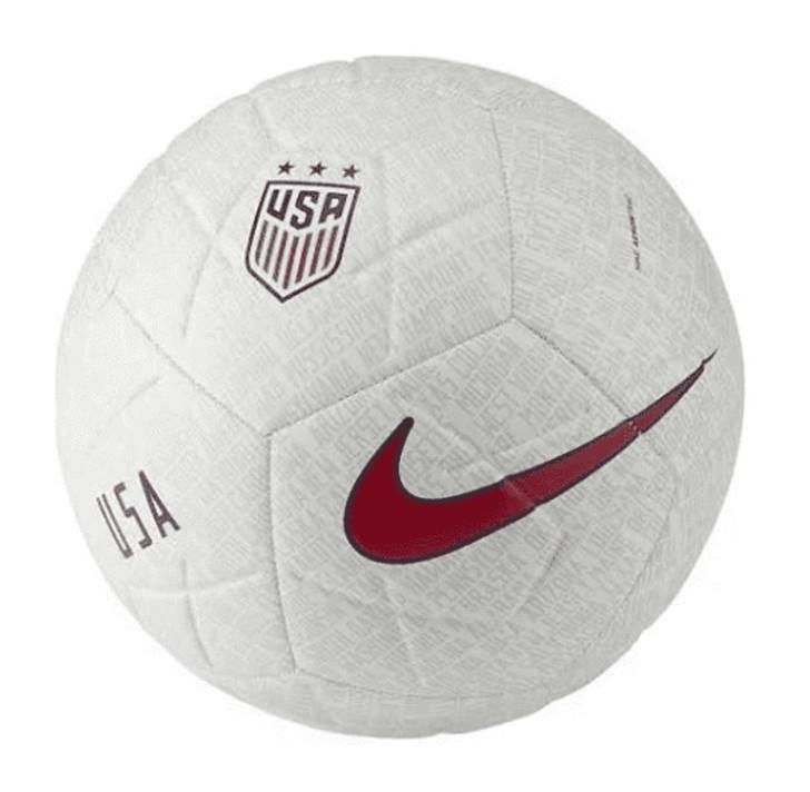 Nike U.S. Strike Ball - White/Red/Navy Blue SD(122719)