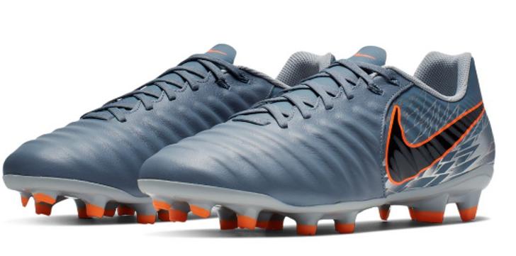 Nike Legend 7 Academy FG - Armory Blue/Wolf Grey/Black- (042621)