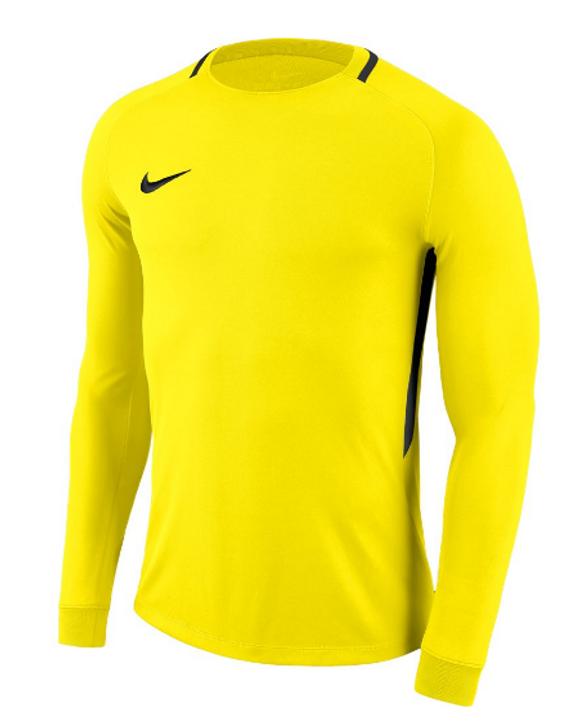 Nike Women's Dry Park III GoalKeeper Jersey - Opti Yellow/Black (060619)