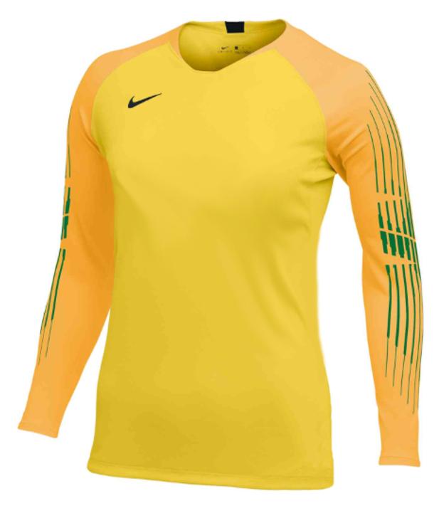 Nike Gardien II GK Jersey - Tour Yellow/University Gold/ Black (010520)
