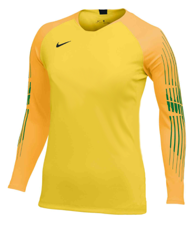 Nike Gardien II GK Jersey - Tour Yellow/University Gold/ Black (010520)