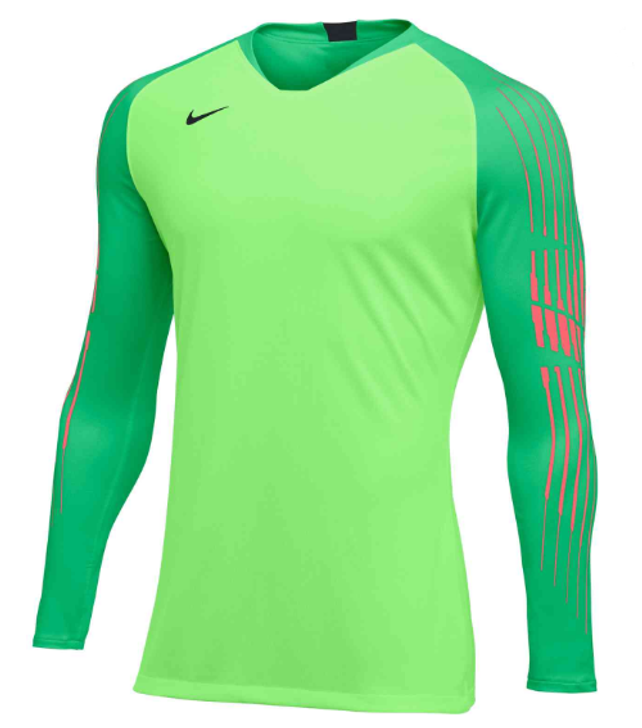 Nike Gardien II GK Jersey - Green Strike/Green Spark/Hot Punch/Black (010520)