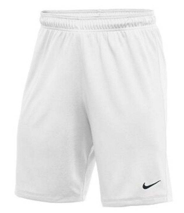 Nike Men's Dry Park II Shorts - White/Black (061419)
