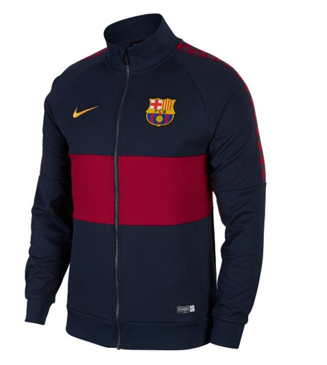 Nike F.C. Barcelona Men's Jacket- AO5445-451
