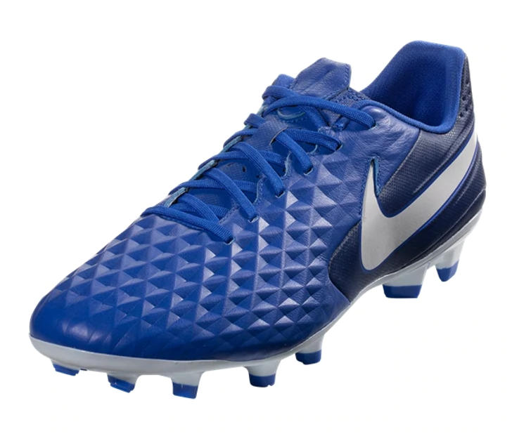 Nike Tiempo Legend 8 Academy FG/MG - Hyper Royal/White/Deep Royal Blue