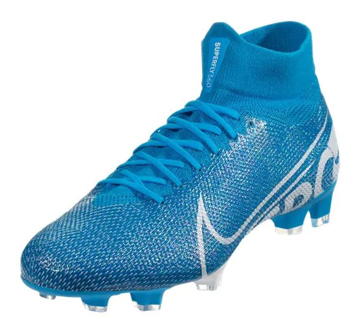 Nike Superfly 7 Elite FG - Blue Hero/White -Volt-Obsidian- (121620)