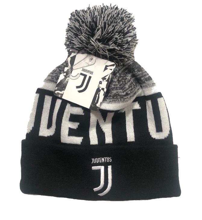 Juventus Beanie - Black/White (120519)