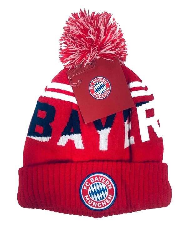 Fc Bayern Munich Beanie - Navy/Red/White/Blue (120519)