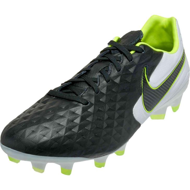 Nike Tiempo Legend 8 Pro FG - Black/Black-White (050420)