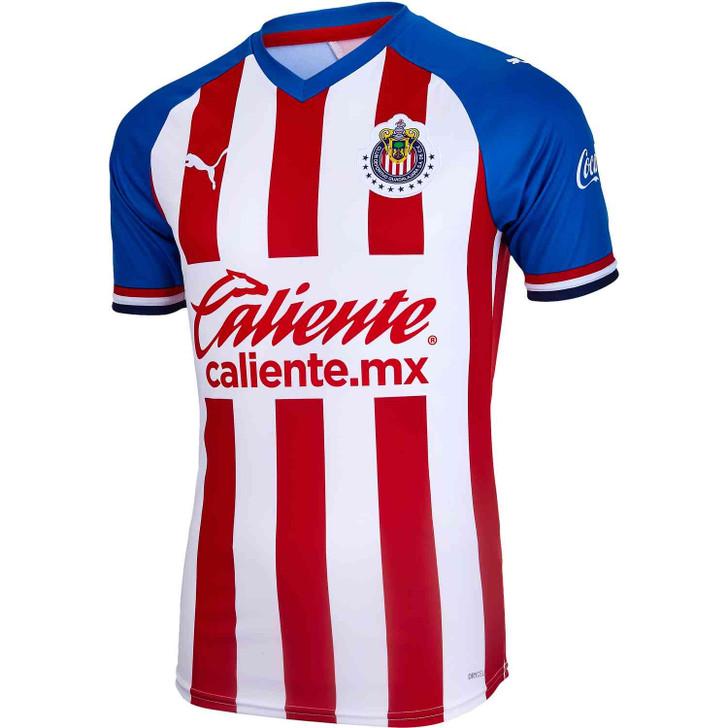 Puma Chivas Home Jersey 19/20- 704412 01