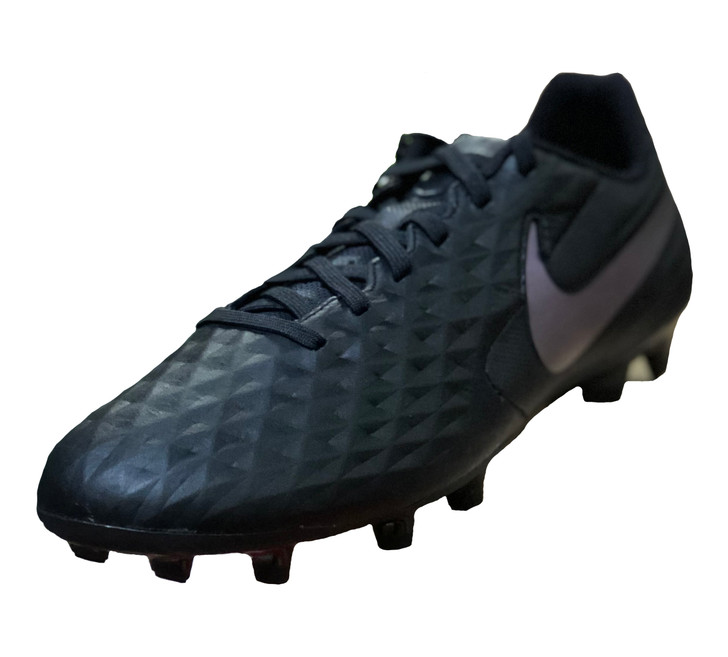 Nike Legend 8 Academy FG/MG - Black/Black Noir- (111620)