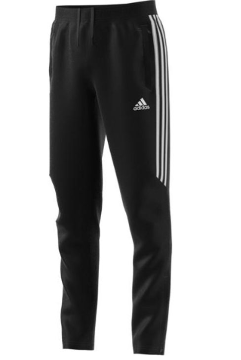 adidas Youth Tiro17 Training Pants - Black/White (013120)