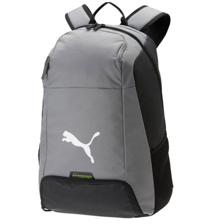 Puma Football Backpack - Steel Gray/Puma Black (122319)