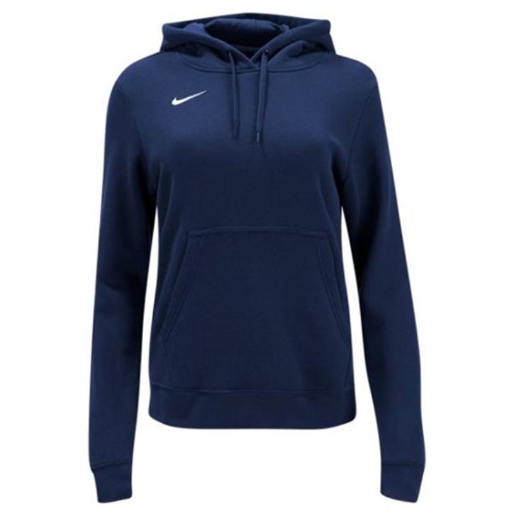 Nike Women's Pullover Fleece Hoodie - Navy (122319)
