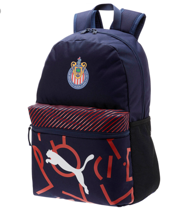Chivas DNA Backpack - Blue/Red (122319)