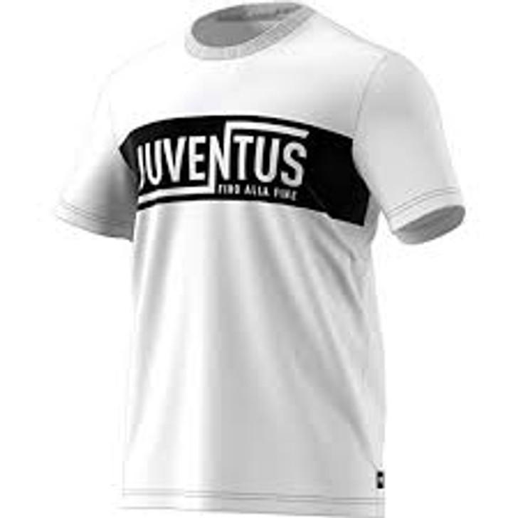 adidas Juventus F.C DNA Tee - White/Black SD (123119)