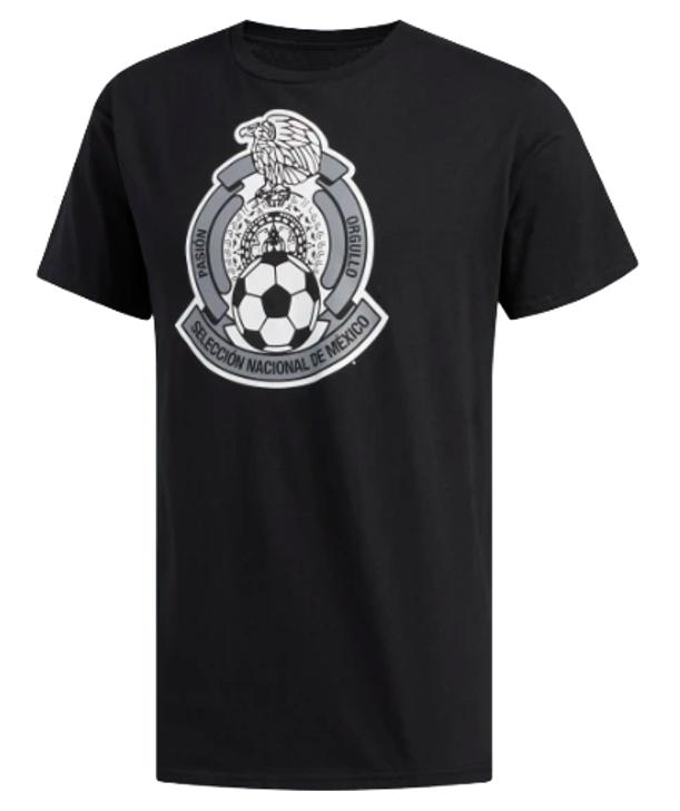adidas Mexico T-Shirt - Black/White (123119)
