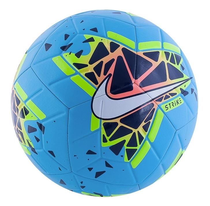 Nike Strike Soccer Ball - Blue Hero/Obsidian/Volt/White