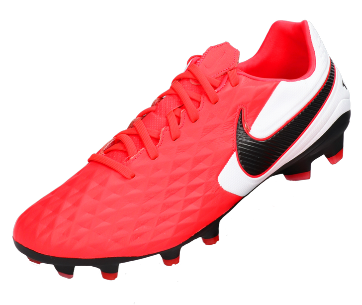 Nike Legend 8 Pro FG - Laser Crimson/Black/White