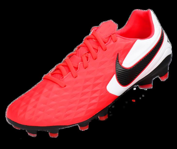 Nike Legend 8 Pro FG - Laser Crimson/Black/White