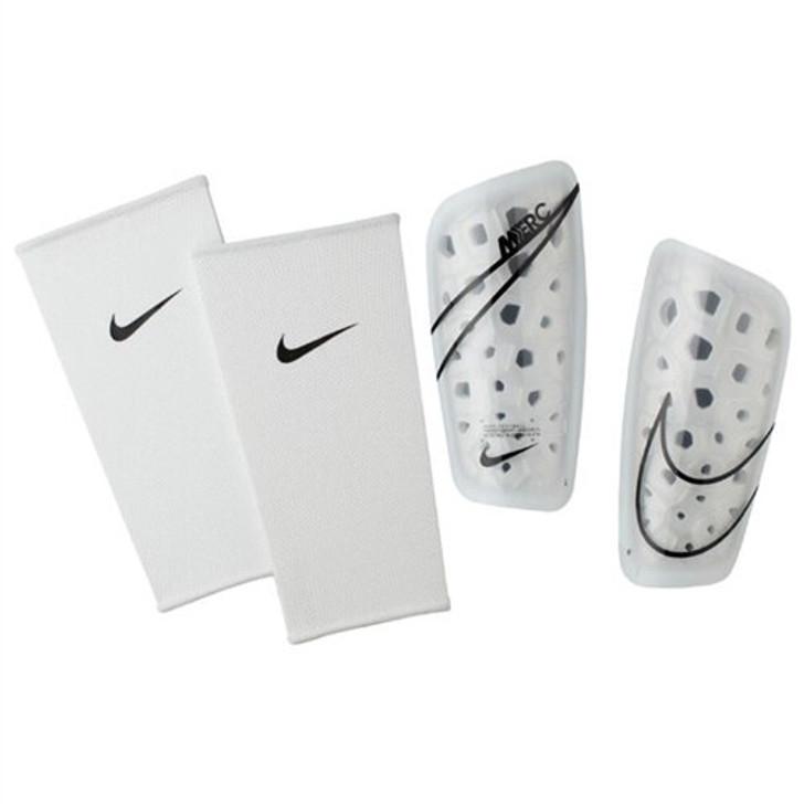 Nike Mercurial Lite Shinguard - White/Black