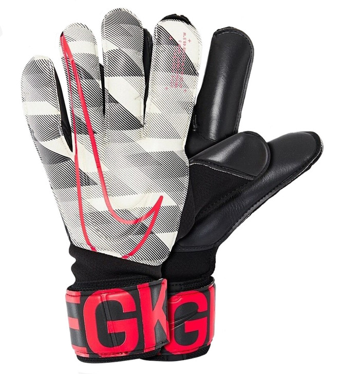 Nike Grip 3 GK Glove - White/Black/Laser