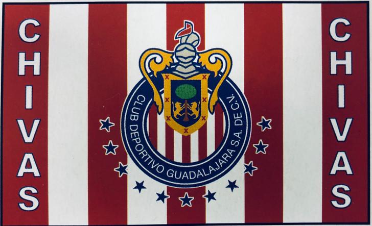 Chivas de Guadalajara Fan Flag (013120)