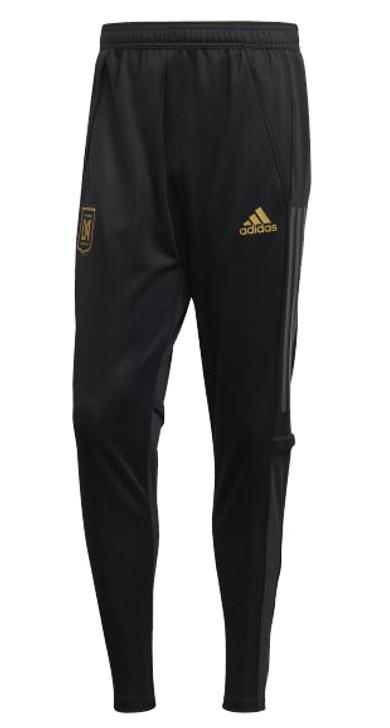 adidas LAFC Training Pant - Black/Black