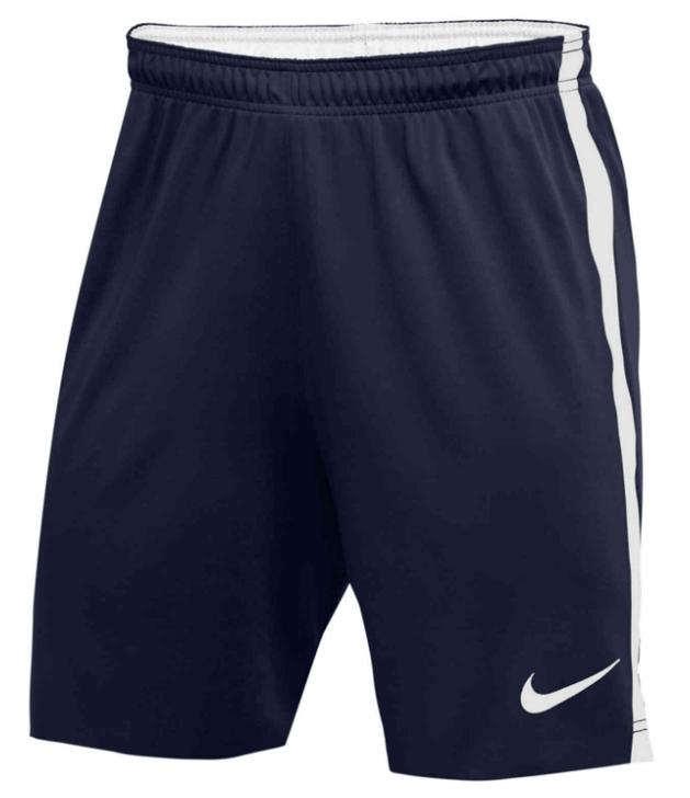 Nike Women's Dry Woven VNM Short II - College Navy/White