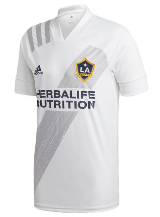 adidas LA Galaxy Home 20/21 Jersey- White