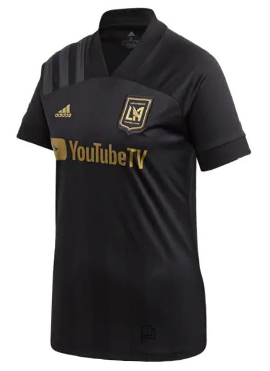 adidas LAFC Women's Home Jersey 2020