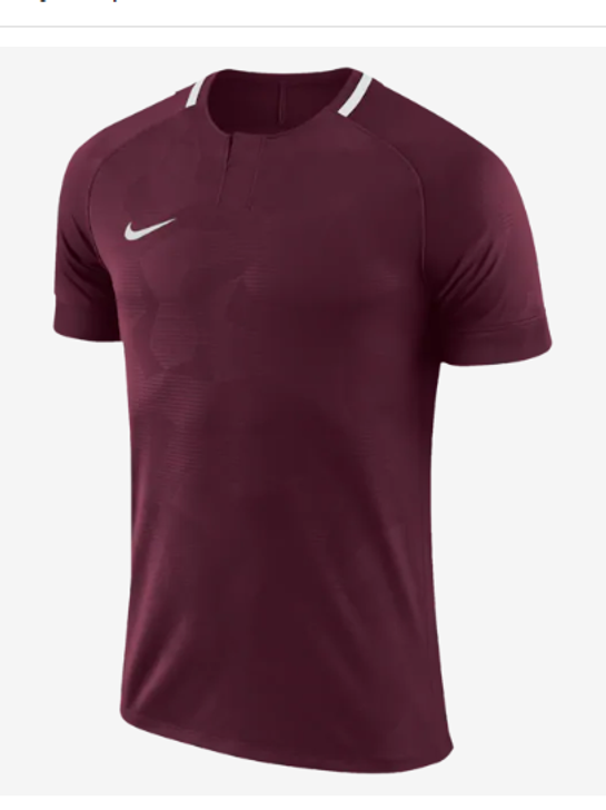 Nike Team Dry Challenger II Jersey- 894035-692