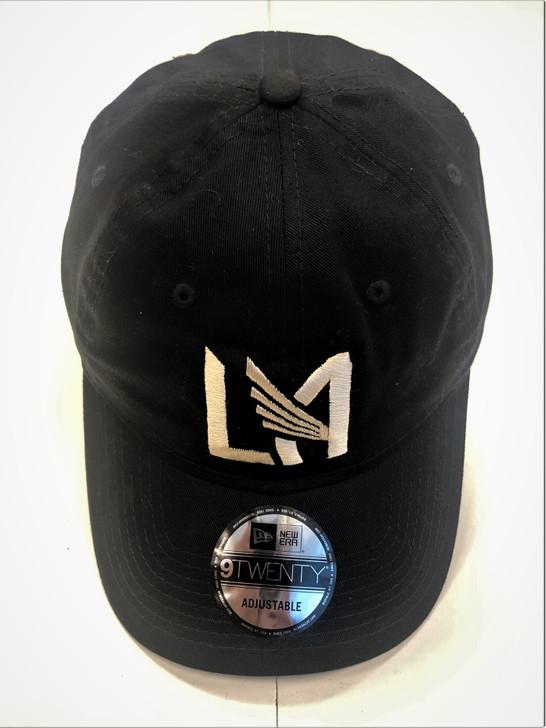 LAFC New Era Cap- Black/Gold- (071720)