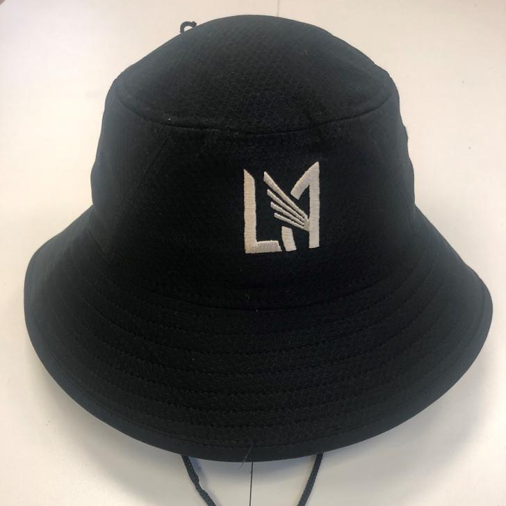 New Era LAFC Bucket Hat- Black/Gold- (071820)