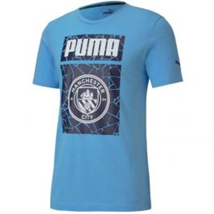Manchester City Graphic Tee (081020)