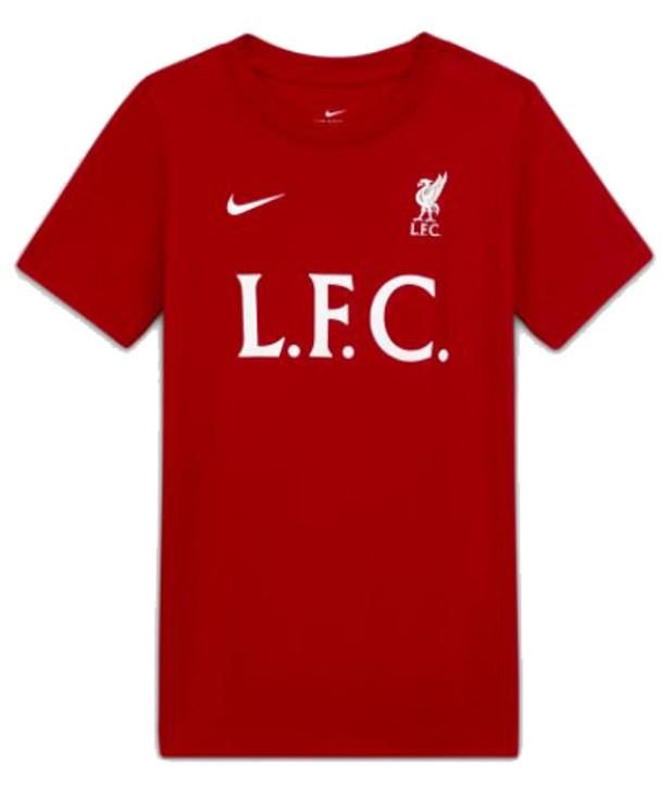 Nike Youth Liverpool F.C. Match Tee- CZ8253-687