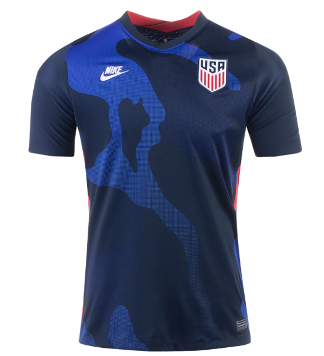 Nike Men's U.S. Stadium Away Jersey 20/21- CD0736-475