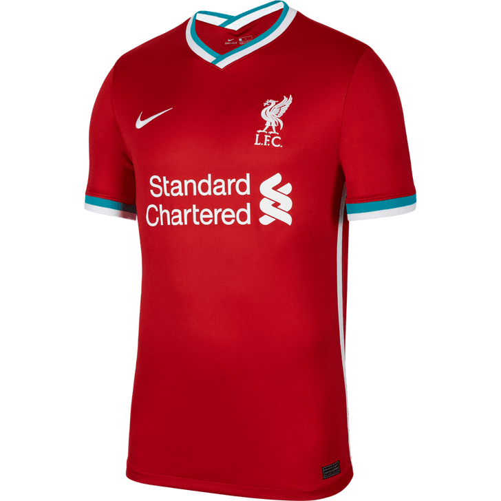 Nike Youth Liverpool F.C. Stadium Jersey-  CZ2647-687