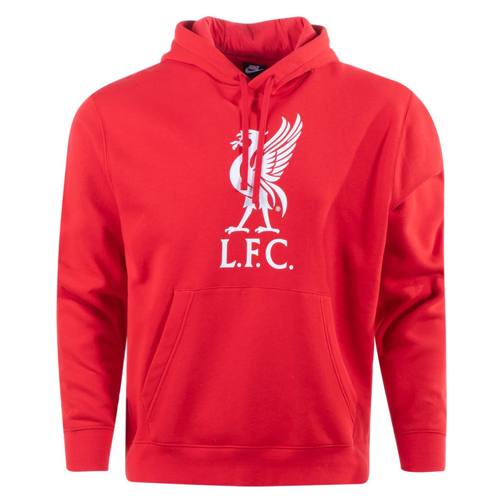 Nike Men's Liverpool FC Pullover Hoodie CZ2773-657