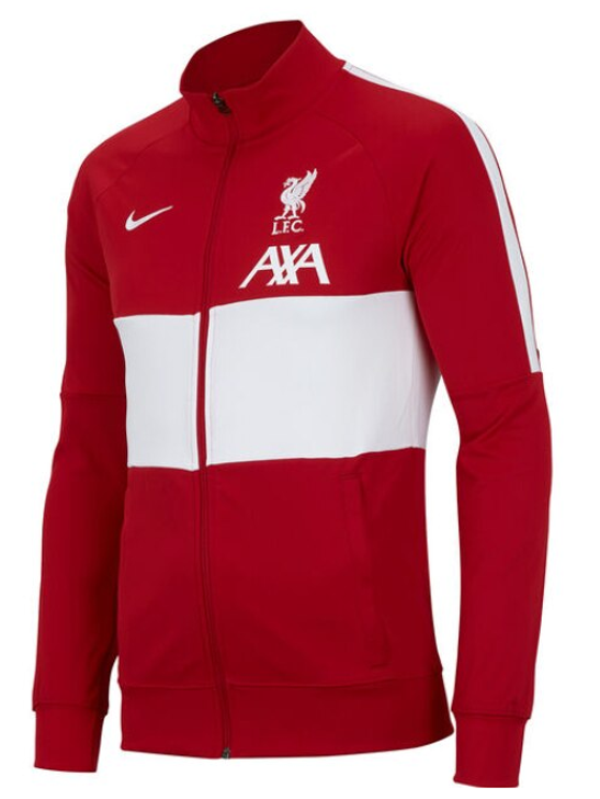 Nike Men's Liverpool F.C. Soccer Track Jacket- CZ2778-687