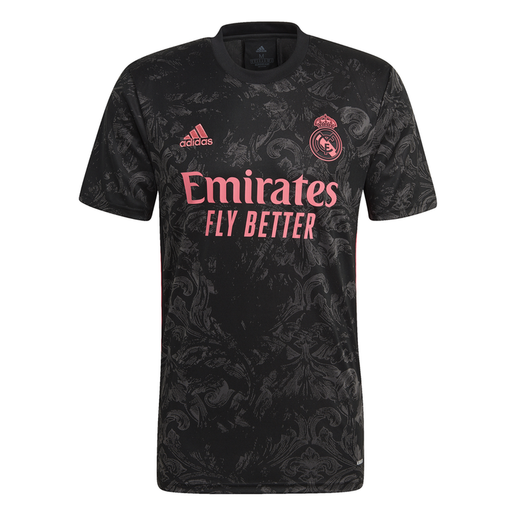 Adidas Youth Real Madrid Replica Third Jersey- FQ7477