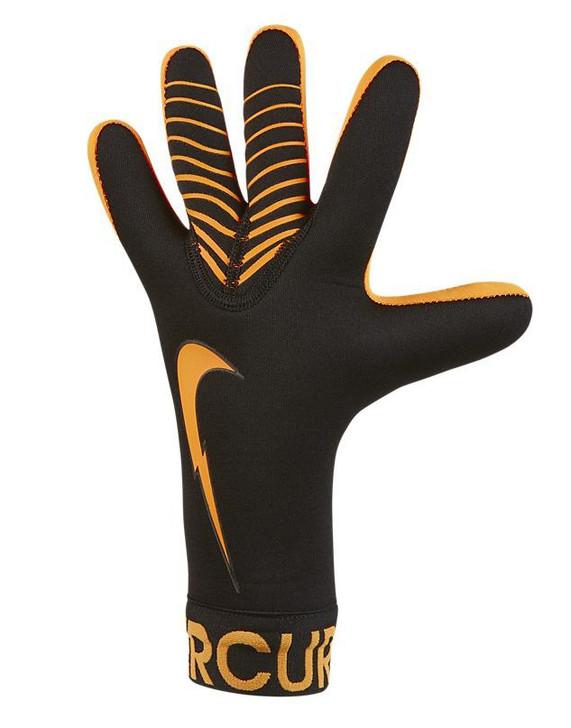 Nike GK Mercurial Touch Victory- Black/White/Total Orange