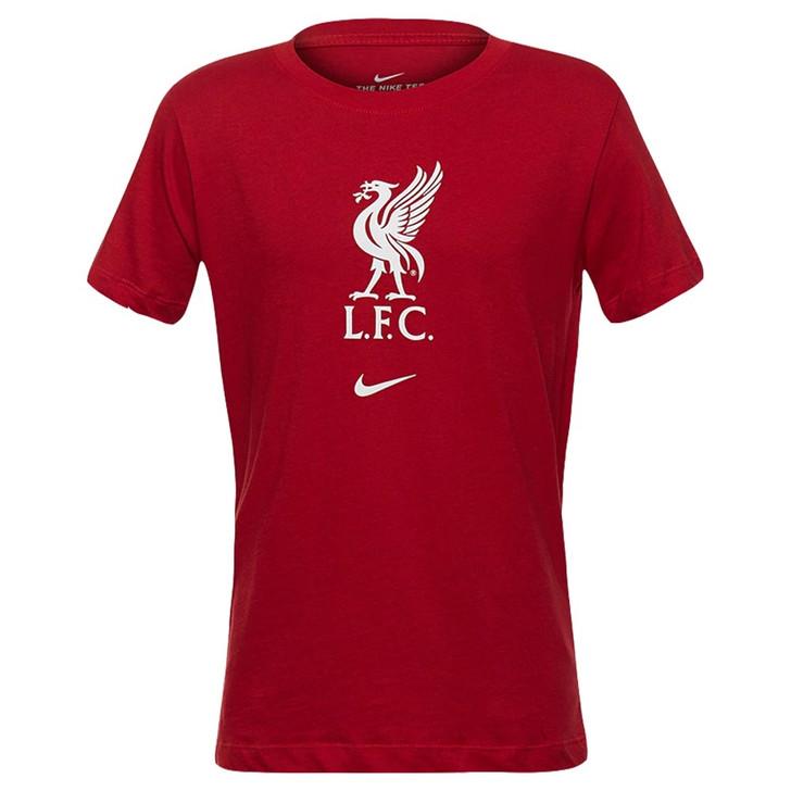 Nike Liverpool F.C. Evergreen Crest Tee-  CZ8182-657