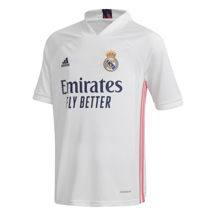 Adidas Men's Real Madrid Home 20/21 Jersey- FM4735